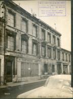 BORDEAUX 1960/RUE G BONNAC N° 154 DEVANTURE COMMERCE TEINTURERIE / QUARTIER MERIADECK AVANT DEMOLITION / FORMAT 24X18 CM - Places