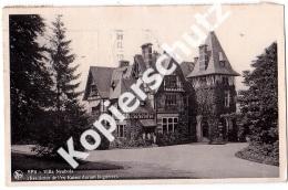 Spa 1938, Villa Neubois, Aufenthaltsort Des Kaisers Im 1. Weltkrieg  (z3510) - Spa