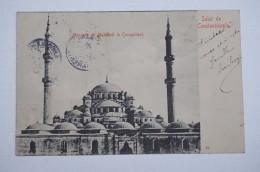 Constantinople Mosquée De Mahomet Le Conquérant - Turquie
