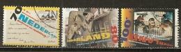 Pays-Bas Netherlands 1995 Bienfaisence Set Complete Obl - Used Stamps