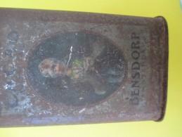 Boite Métallique/Confiserie/Cacao Hollandais Solubilisé/Cacao Bensdorp/AMSTERDAM/Vers 1920-1940   BFPP92 - Boîtes