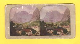 Old Photography - Stereoscopes, Gridelwald, Switzerland - Stereoscopi