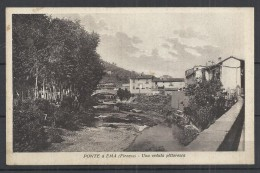 CARTOLINA 1937 - PONTE A EMA (FIRENZE) - PERFETTA - Other Cities