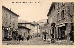 69 St-VINCENT-de-REINS  Rue Principale - Other Municipalities