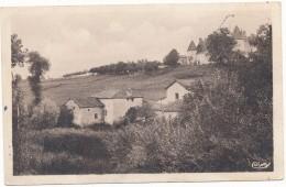 JOUSSE - Vue Sur Le Clain Et Vieux Moulin - Frankrijk
