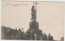 CHILI - CRISTO EN LA CORDILLERA DE LOS ANDES - Chili