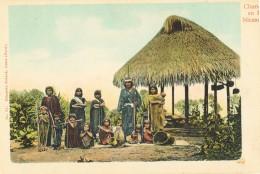 Indios, Chunchos En Rio Nicandares, Polack - Perú