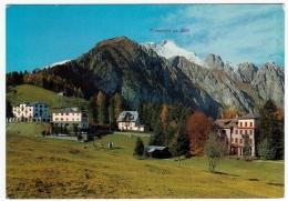 PASSO DELLA PRESOLANA - BERGAMO - 1973 - Bergamo