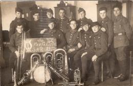 GROUPE SOLDATS LES FANFARISTES S.H.R. 89 AU JUS NON ECRIS 2 BCP - Regiments