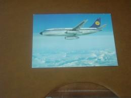 LUFTHANSA  B 737 City Jet - 1946-....: Moderne