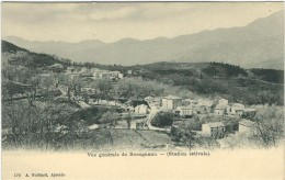 Corse Du Sud : Bocognano - France