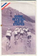 Eb4.z- Cyclisme Vélo Tour De France 1982 Guide Des 21 étapes - Cyclisme