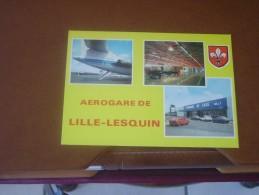Aérogare      LILLE - Lesquin - Aérodromes
