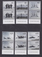 Ross Dependency 2002 The Discovery Expedition 6v  Pair )** Mnh (32176A) - Ross Dependency (Nieuw-Zeeland)