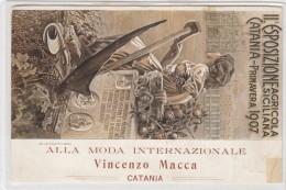 Catania -esposizione Agricola Siciliana 1900 - Catania