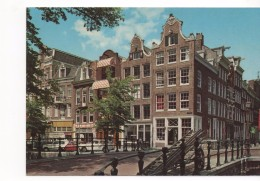 3068  Postal Holanda  Amsterdam Leliegracht - Amsterdam