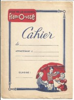 PROTEGE-CAHIER FRANCORUSSE - Book Covers