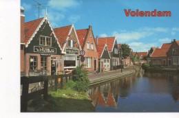 3068  Postal Holanda  Volendam Casas Tipicas - Volendam