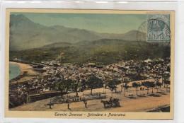 Termini Immerese -veduta  1900 - Palermo
