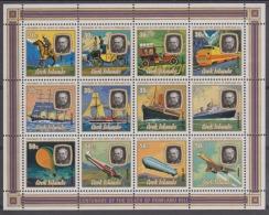 Islas Cook 1979 Nº 512/23 (en Bloque) Nuevo - Cook