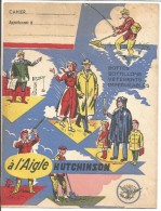 PROTEGE-CAHIER A L'AIGLE HUTCHINSON - Protège-cahiers