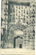 SALAMANCA-  NUM.7.-PUERTA  DEL  PATIO   CHICO  (CATEDRAL). - Salamanca