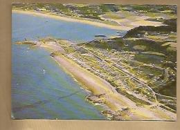 Jolie CP 22  Baie De Saint Brieuc Sables D'Or Les Pins La Camping & La Pointe Du Champ Fort - Vue Aérienne - France