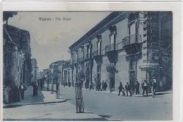 Ragusa-via Roma   -veduta  1900 - Ragusa