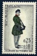 "FR YT 1516 "" Journée Du Timbre "" 1967 Neuf** - Unused Stamps"