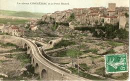 CARTE CHOMERAC - Frankreich