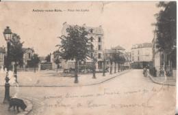 93 Aulnay Sous Bois  Place Des Ecoles - Aulnay Sous Bois