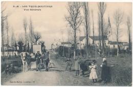 LES TROIS MOUTIERS - Vue Générale - Les Trois Moutiers