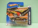 DODGE DIXIE CHALLENGER FIRE - HW Main Street 2011 - HOTWHEELS Hot Wheels Mattel 1/64 EU Blister - HotWheels