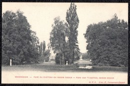 WAREGEM - *** Waereghem Parc Du Chateau Du Baron Casier  *** Niet Courant ! - Waregem