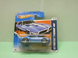 PONTIAC FIREBIRD 400 ´67 - Street Beasts 2011 - HOTWHEELS Hot Wheels Mattel 1/64 EU Blister - HotWheels