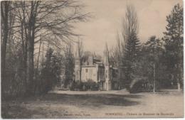 CPA ( Hornaing - Chateau De Monsieur De Bouteville ) - France