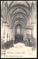 WAREGEM - *** Waereghem L'Intérieur De L'Eglise De Graeve N°3552   *** Niet Courant  ! - Waregem