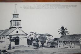 CPA Antilles Martinique Trois Ilets La Vieille église  Ou Fut Baptisée L'Impératrice Josephine De La Pagerie En 1763 - Autres