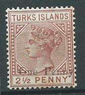 Turks Et Caiques  - Yvert N°30* - Abc16906