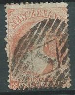 Nouvelle Zelande   - Yvert N°30 Oblitéré - Abc16914 - 1855-1907 Crown Colony