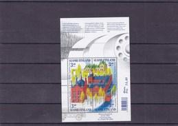 FINLANDE :ancienne Cartonnerie De Verla : Y&T : BF 26** - Blocs-feuillets