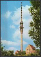 1-364 // DRESDEN -   FERNSEHETURM  - 1971 - Dresden
