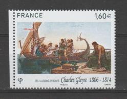 "FRANCE / 2016 / Y&T N° 5069 ** : ""Les Illusions Perdues"" De Charles GLEYRE - Gomme D´origine Intacte - France"