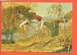Cyclisme - Vélo - Editions F Nugeron    (non écrite Et Non Oblitérée) - Wielrennen