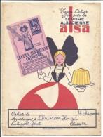 PROTEGE-CAHIER LEVURE ALSA - Protège-cahiers