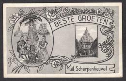 217453/ SCHERPENHEUVEL, Montaigu, Beste Groeten - Scherpenheuvel-Zichem
