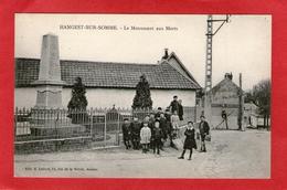 HANGEST-sur-SOMME  - Monument Aux Morts - - France