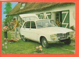 Automobile - Voiture - Renault 16 - Cartes Postales