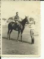 HORSE, CHEVAUX, PFERD   --  PFERDE FUR SPRINGREITEN, HORSE FOR SHOW JUMPING  -- 8,5 Cm X 6 Cm   --     FROM COLLECTION - Photos