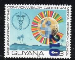 GUYANA - 1981 - N° 719  **   OVERPRINT/SURCHAGE - Guyana (1966-...)